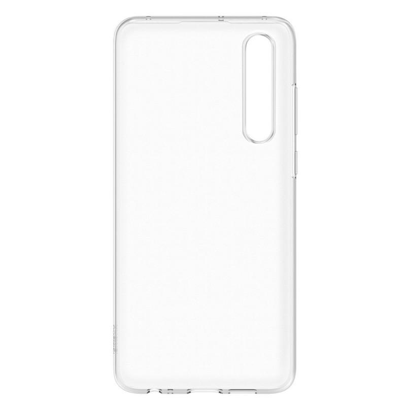 Huawei Case - Huawei P30 Carcasa PC Transparenta