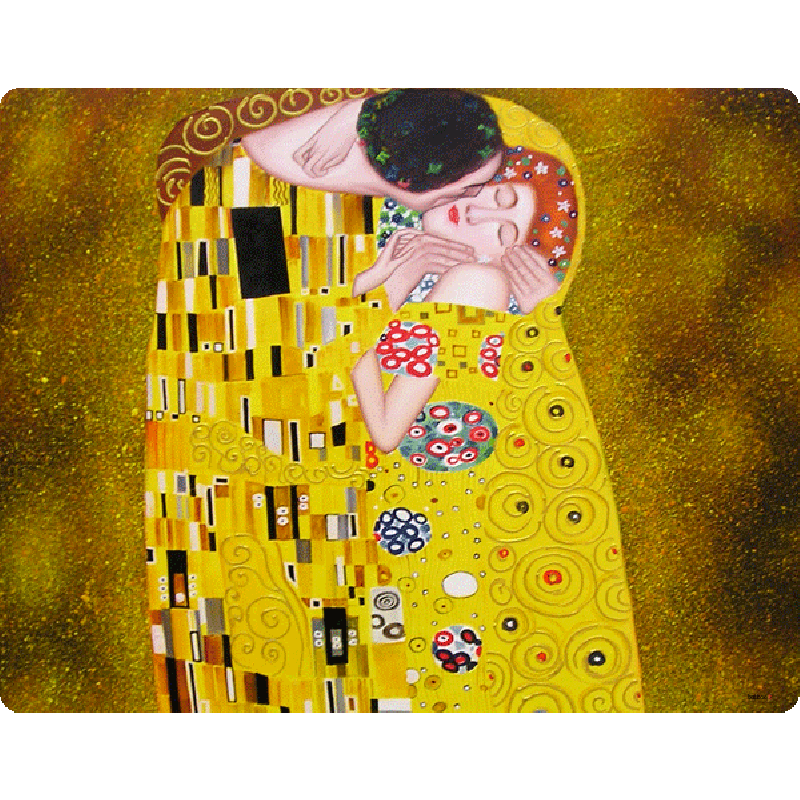Gustav Klimt - The Kiss - Skin Telefon