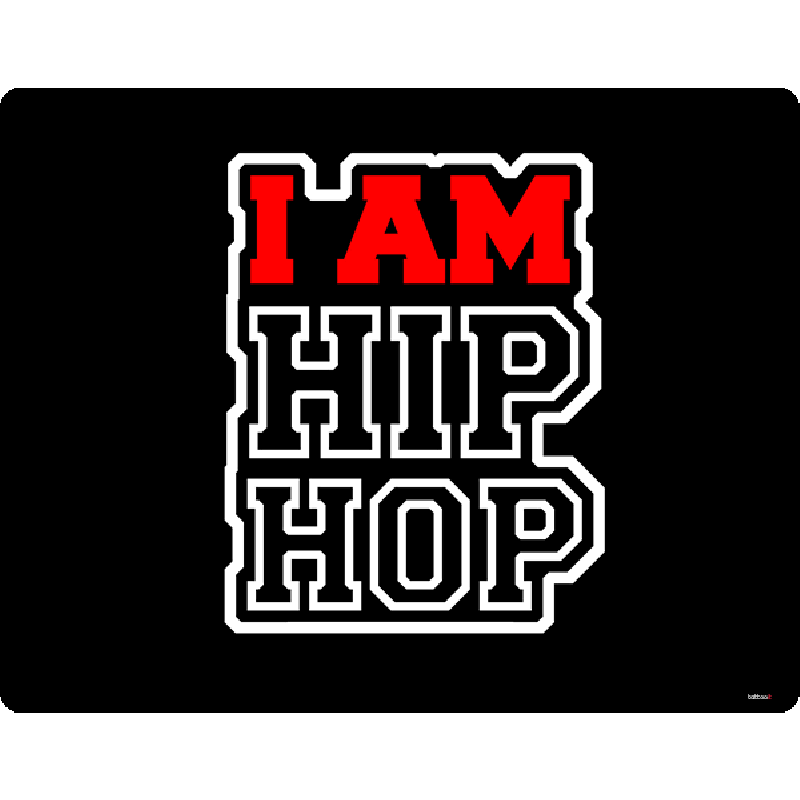 I am Hip Hop - Skin Telefon