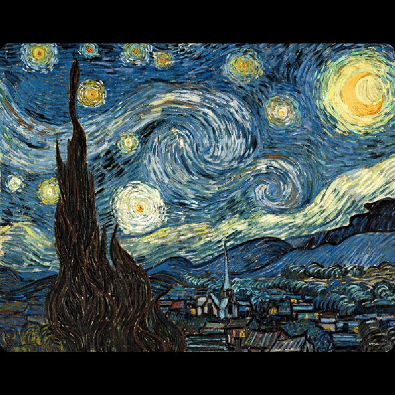 Van Gogh - Starry Night - Skin Telefon