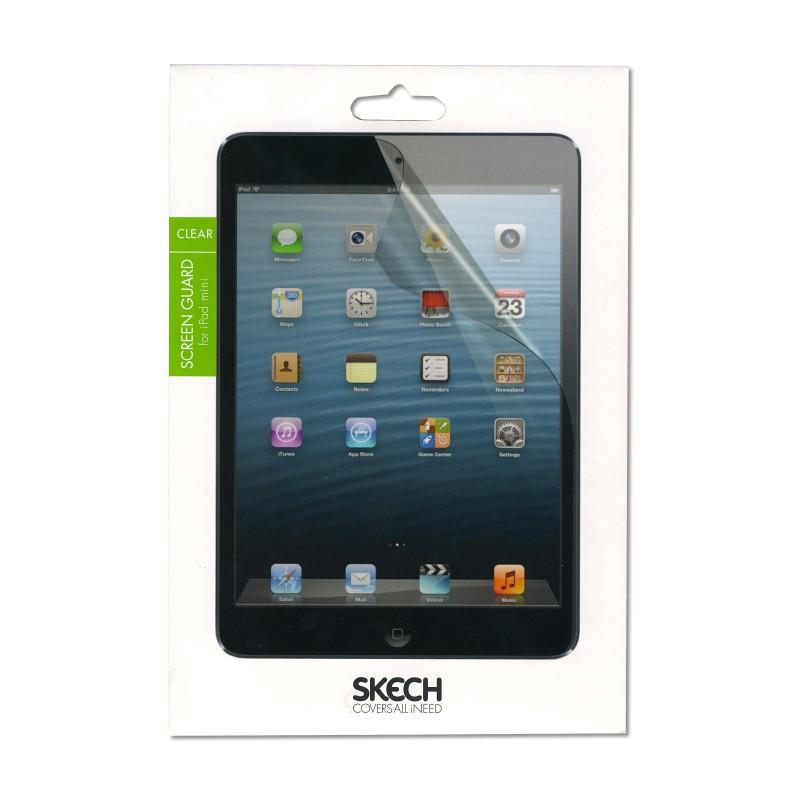 Folie iPad Mini Skech Clear (1 fata)