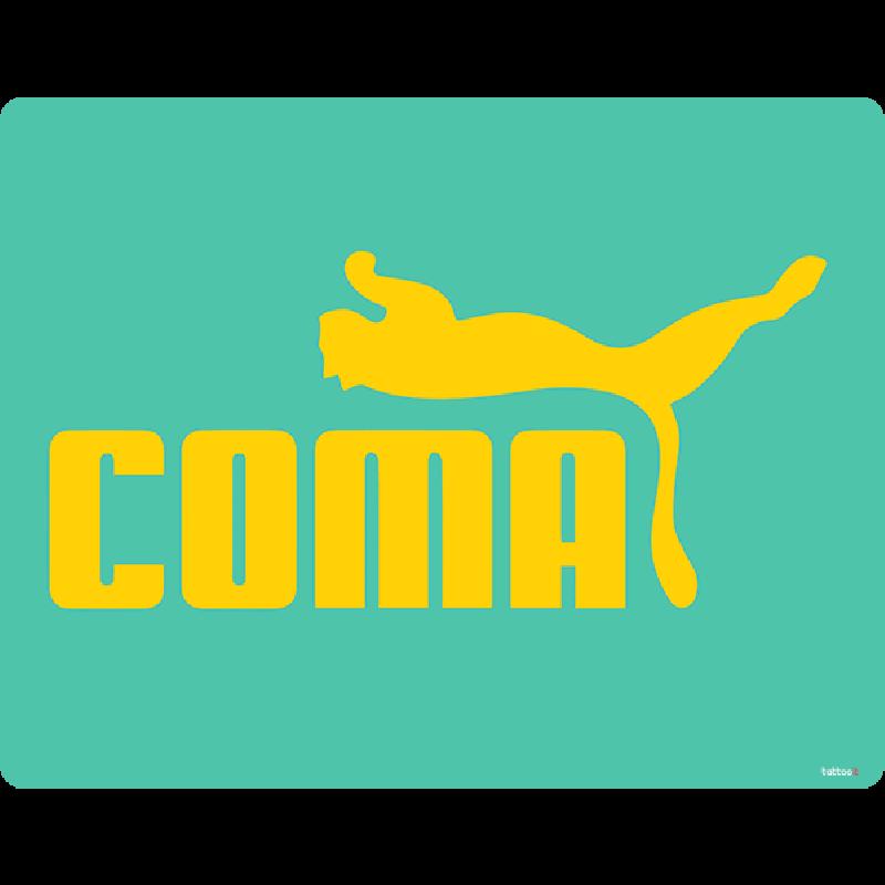 Coma - Skin Telefon