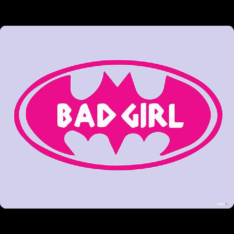 Bad Girl - Skin Telefon