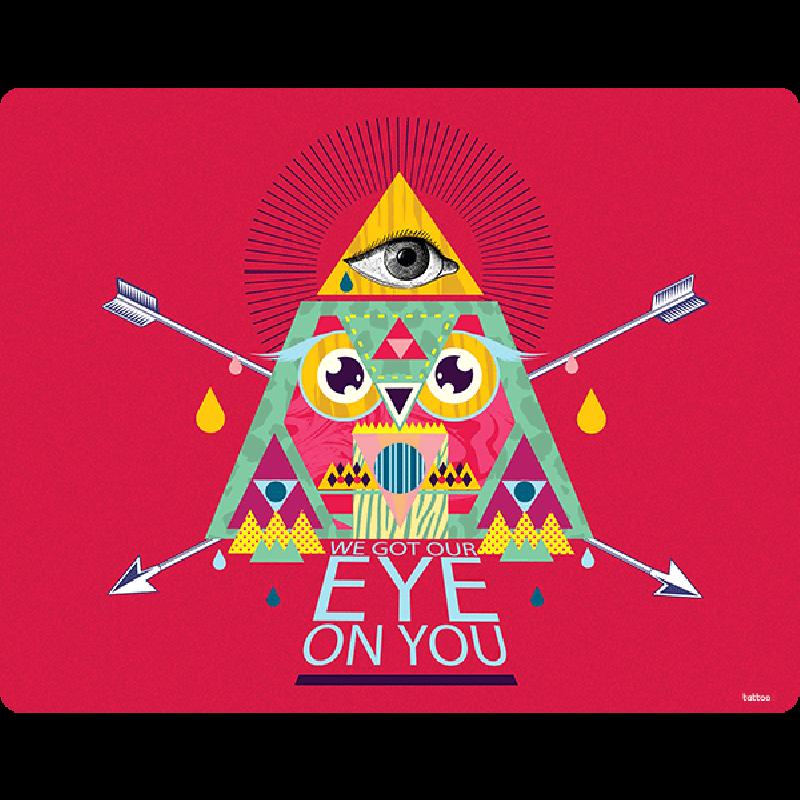 We Got Our Eye on You - Skin Telefon
