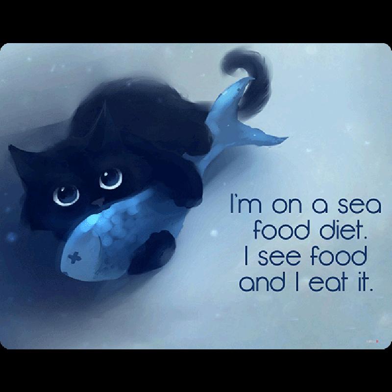 Sea Food - Skin Telefon