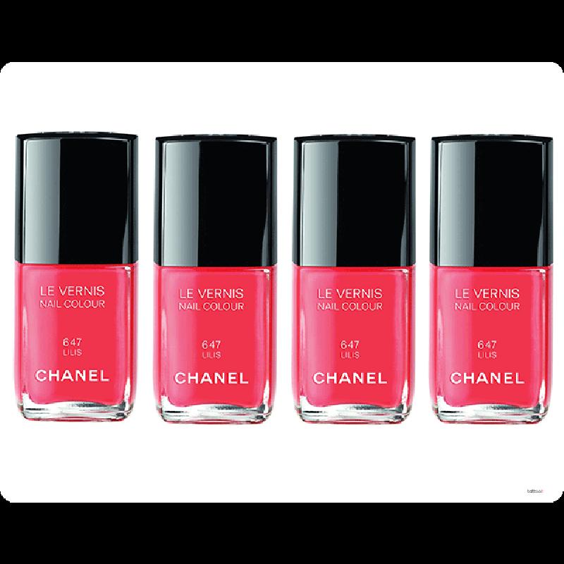Chanel Lilis Nail Polish - iPhone 6 Plus Skin