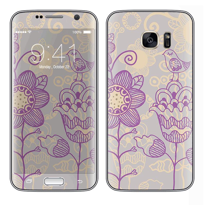 Love Bird - Samsung Galaxy S7 Edge Skin