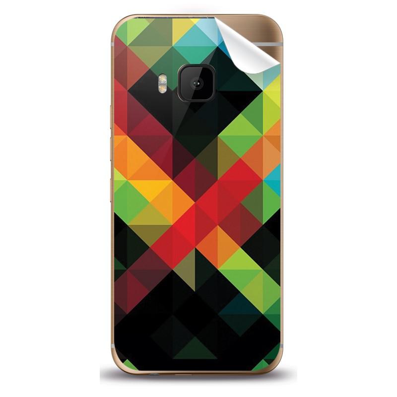 Half Shades - HTC One M9 Skin