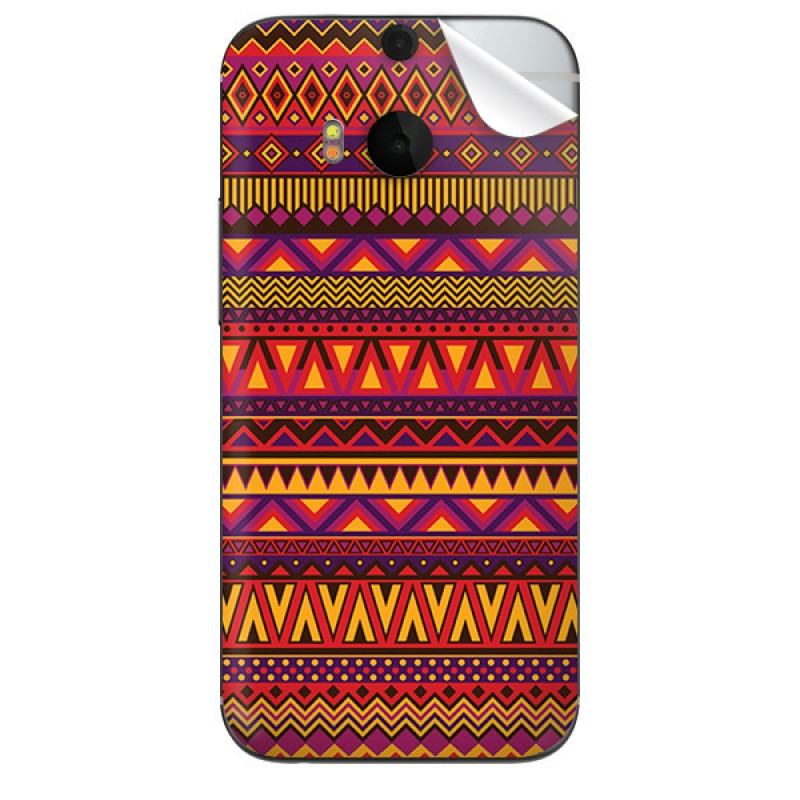 Aztec Summer - HTC One M8 Skin