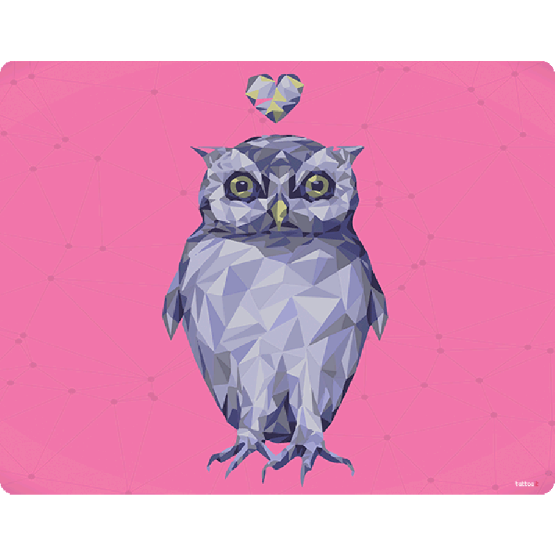 I Love Owls - Skin Telefon