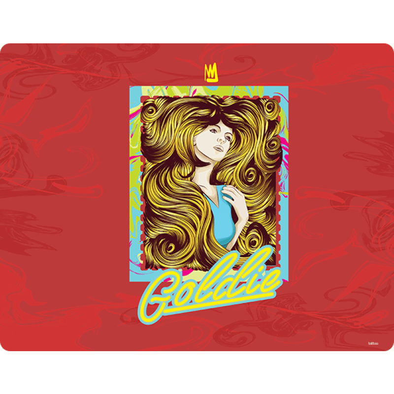Goldie - iPhone 6 Plus Skin