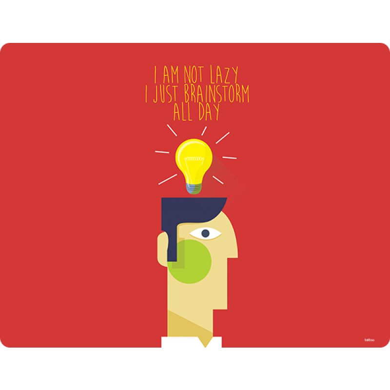 Brainstorm All Day - Skin Telefon