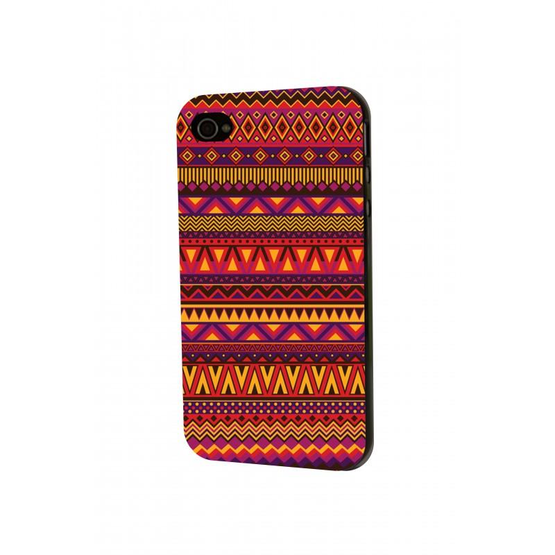 Aztec Summer - iPhone 4 / 4S Skin