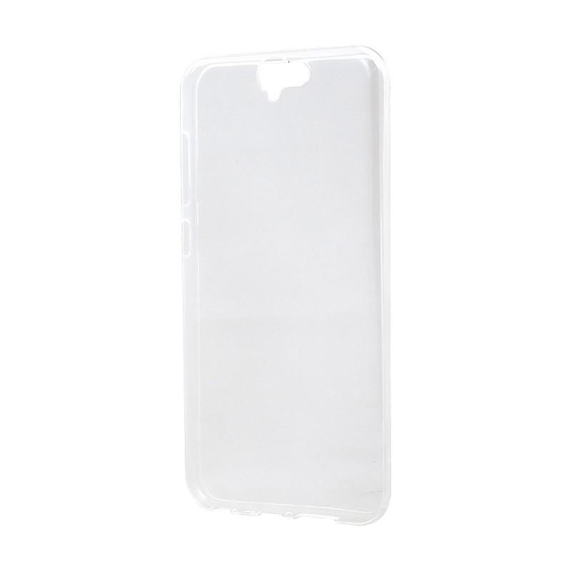 Lemontti - HTC One A9 Carcasa Silicon Ultraslim Transparent