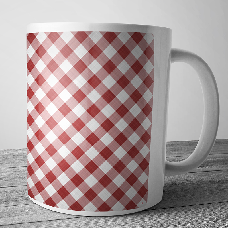 Cana personalizata - Tablecloth