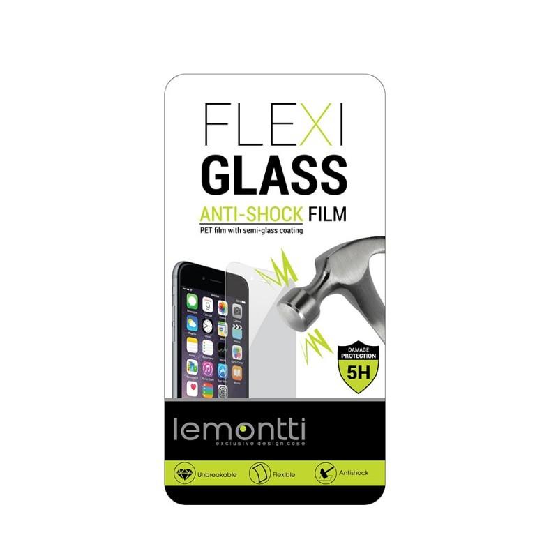 Folie Lemontti Flexi-Glass (1 fata) - Samsung Galaxy J3 (2016)