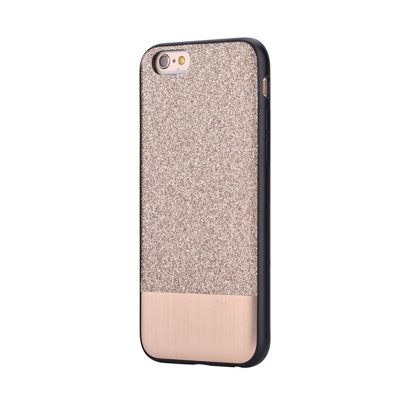 Devia Racy Champagne Gold - iPhone 6/6S Carcasa TPU