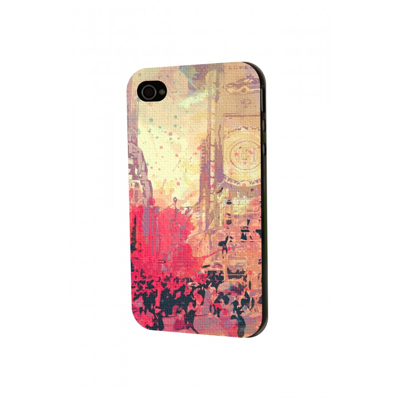 New York Time Square - iPhone 4 / 4S Skin