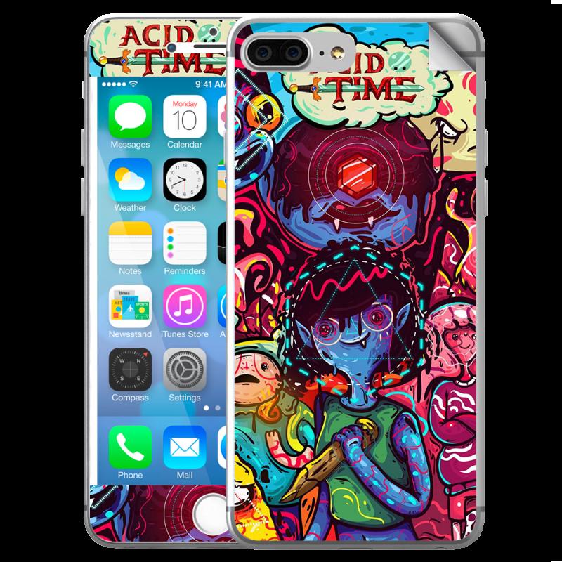 Acid Time 3 - iPhone 7 Plus / iPhone 8 Plus Skin