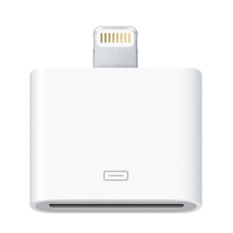 Adaptor convertor 30 pini iPhone 5 alb