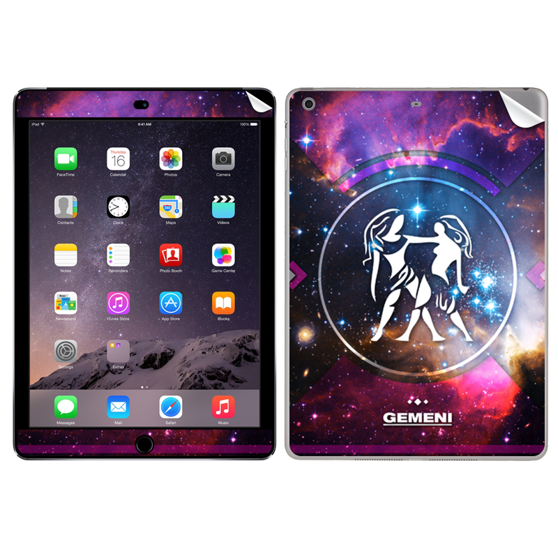 Gemeni - Universal - Apple iPad Air 2 Skin