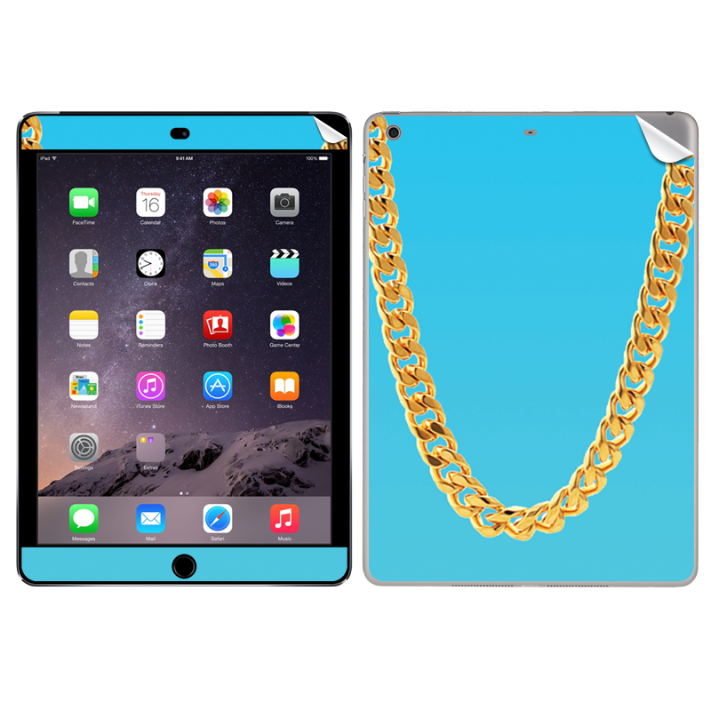 Chain - Apple iPad Air 2 Skin