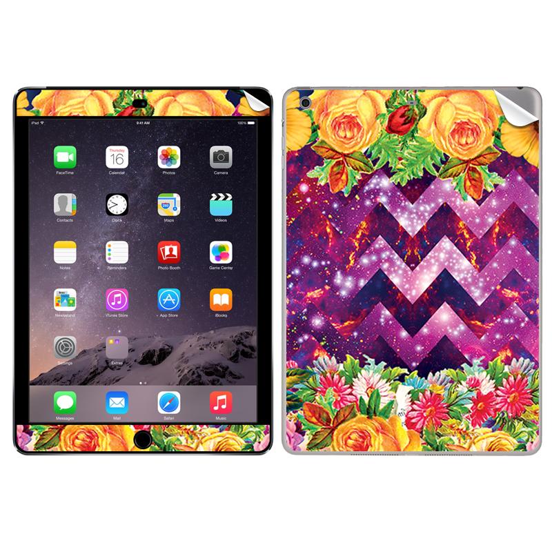 Universal Flowers - Apple iPad Air 2 Skin
