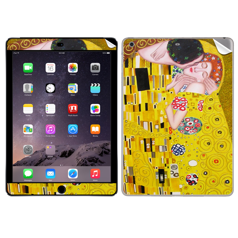Gustav Klimt - The Kiss - Apple iPad Air 2 Skin