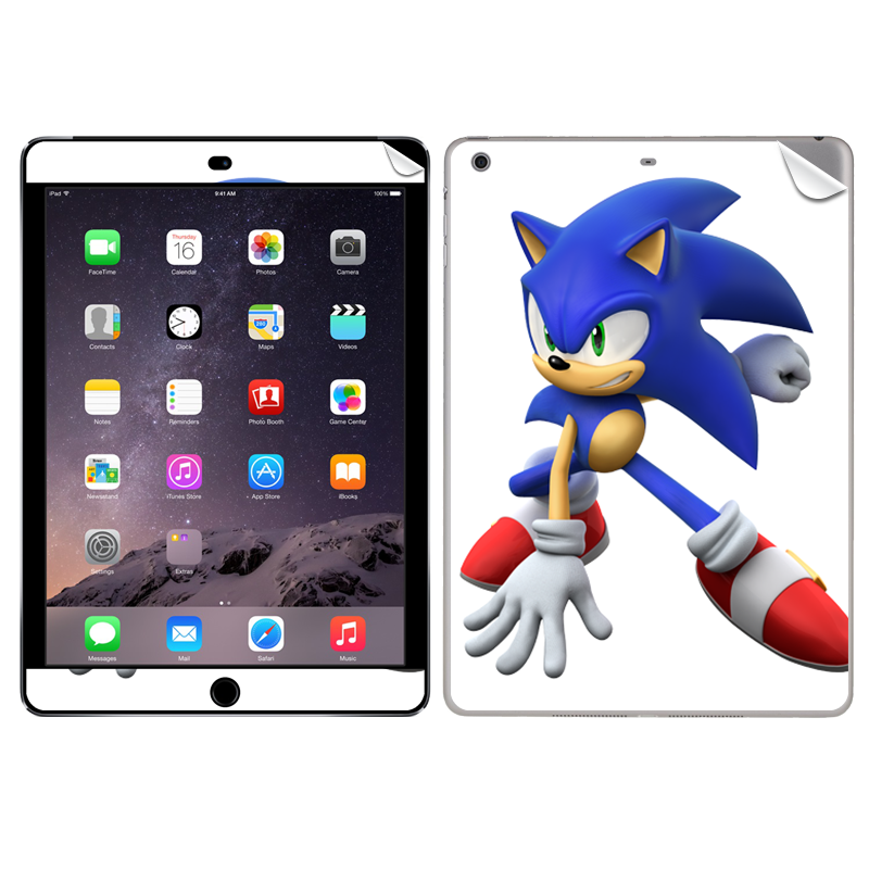 Sonic - Apple iPad Air 2 Skin