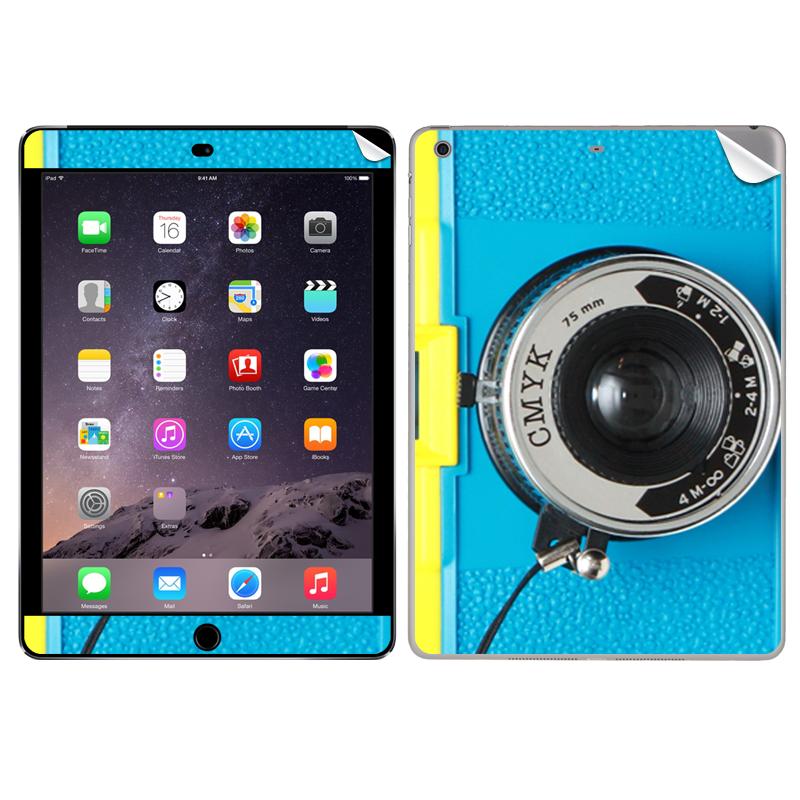CMYK - Apple iPad Air 2 Skin