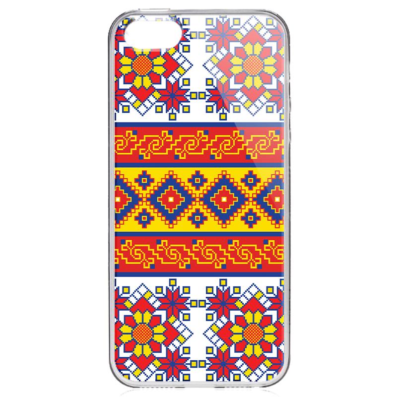 Brau - iPhone 5/5S/SE Carcasa Transparenta Silicon
