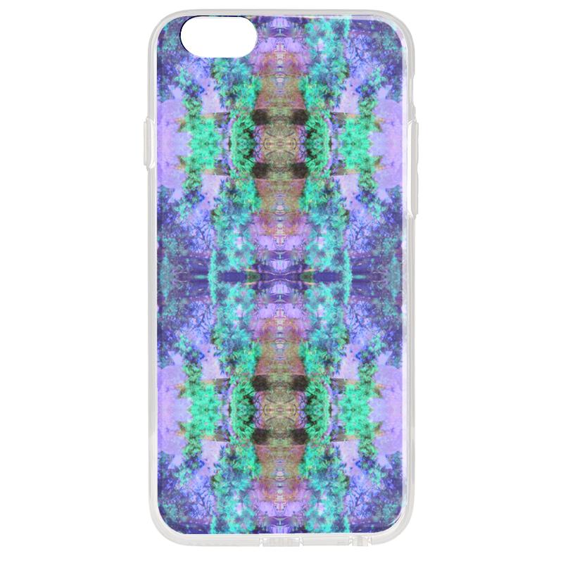 Symmetry - iPhone 6 Carcasa Transparenta Silicon
