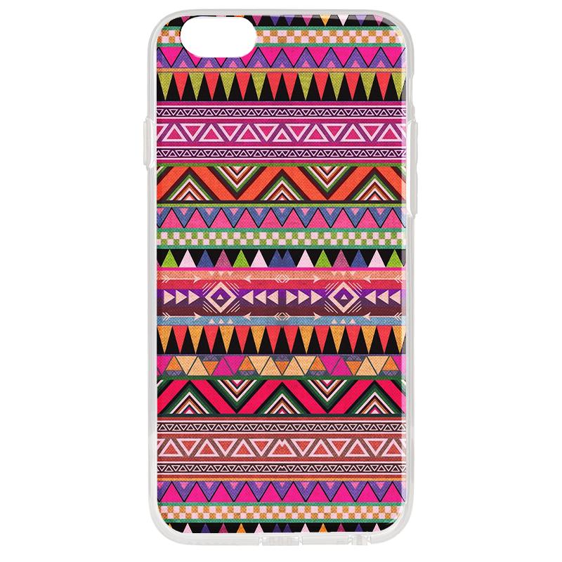 African Summer - iPhone 6 Plus Carcasa Transparenta Silicon