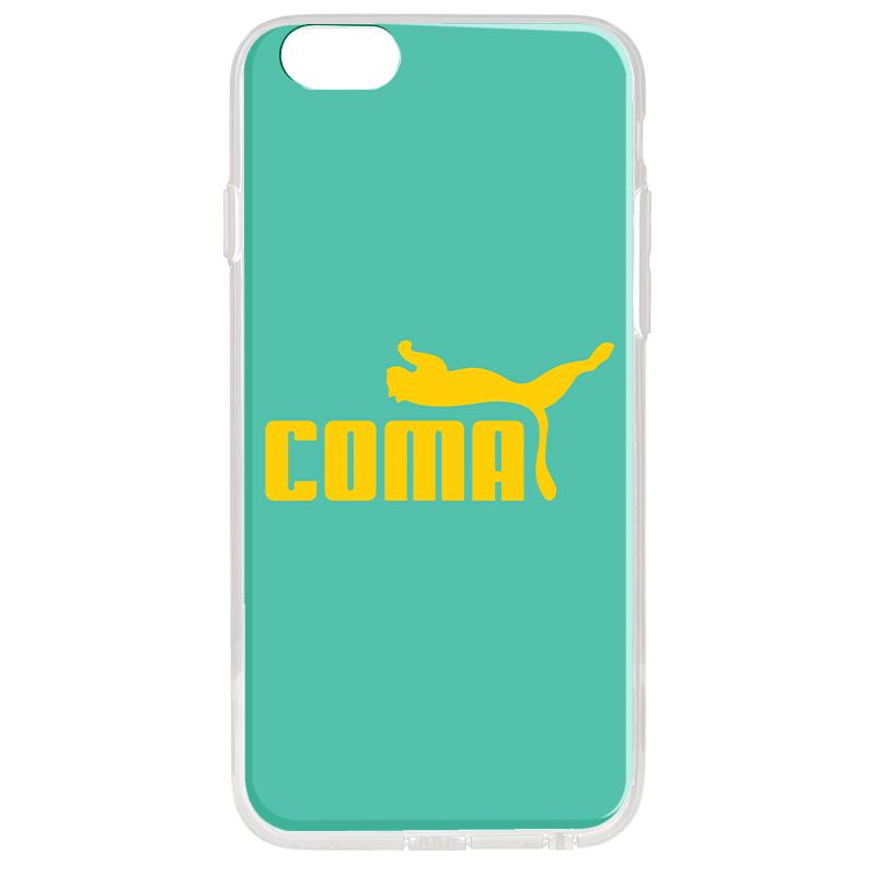 Coma - iPhone 6 Plus Carcasa Plastic Premium