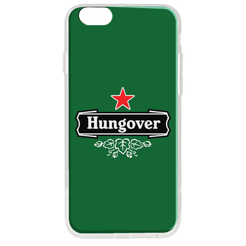 Hungover - iPhone 6 Plus Carcasa Plastic Premium