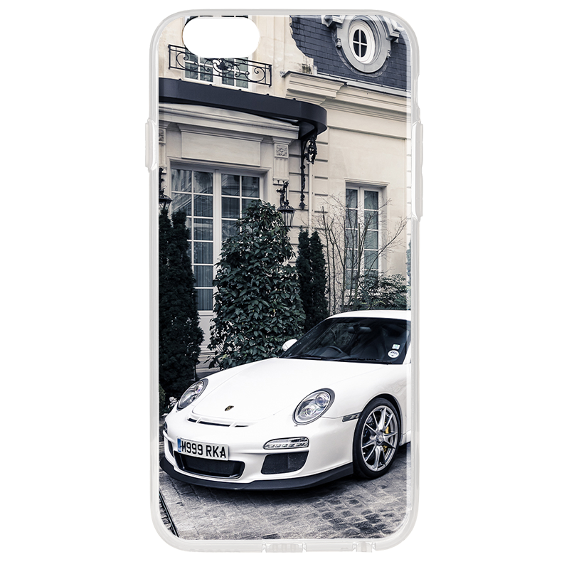 Porsche - iPhone 6 Plus Carcasa Plastic Premium