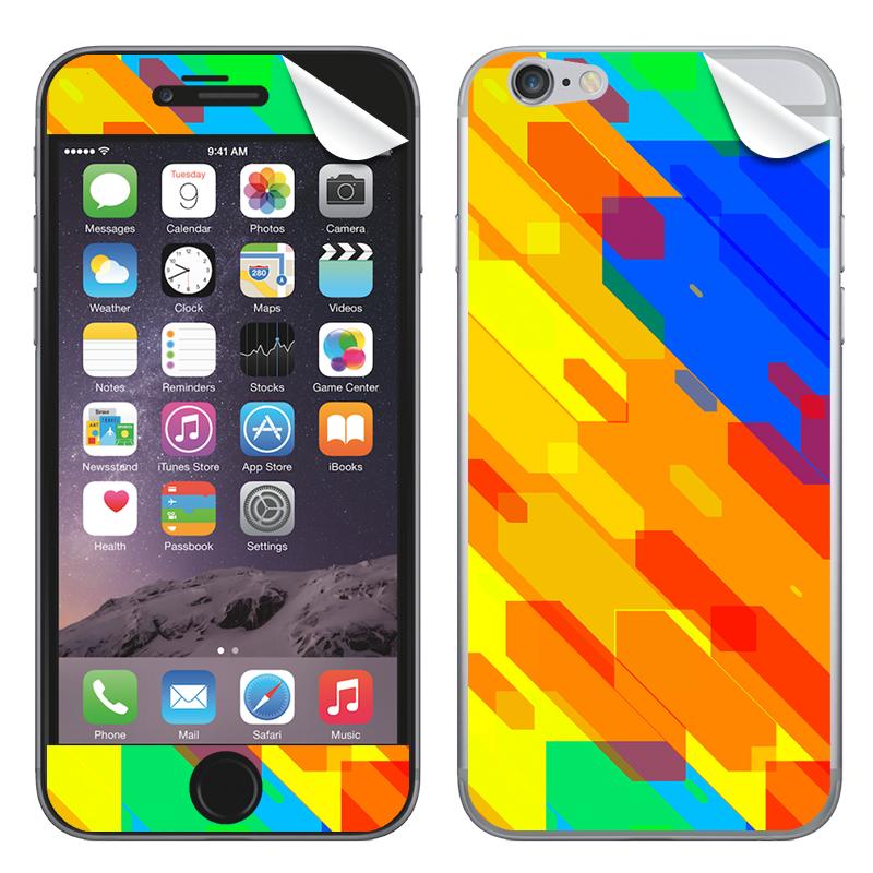 Ruby Slide - iPhone 6 Plus Skin