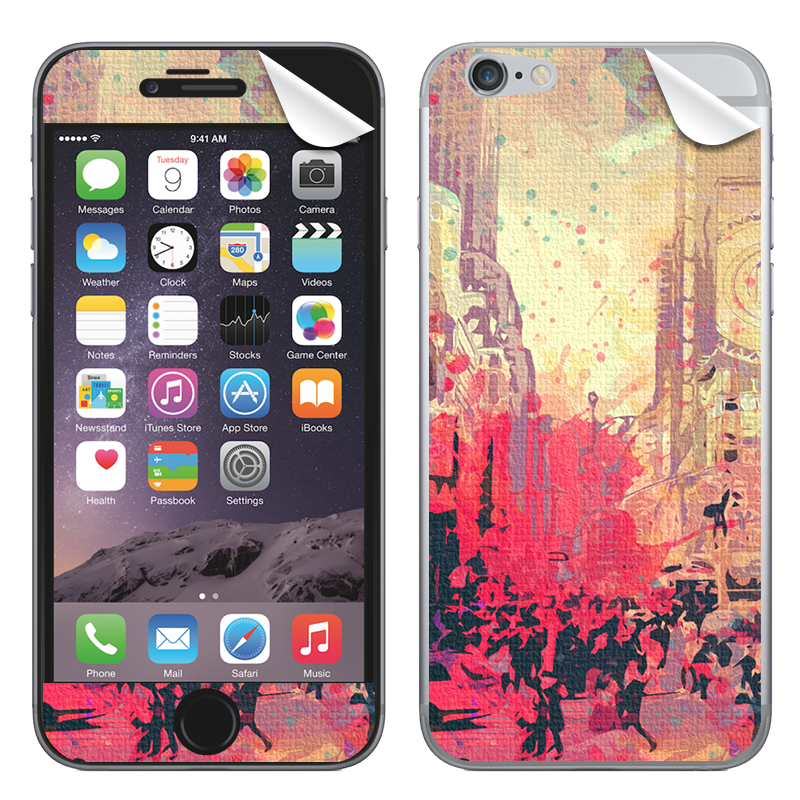 New York Time Square - iPhone 6 Skin