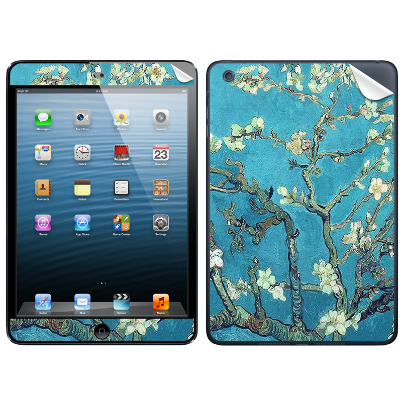 Van Gogh - Branches with Almond Blossom - Apple iPod Mini Skin