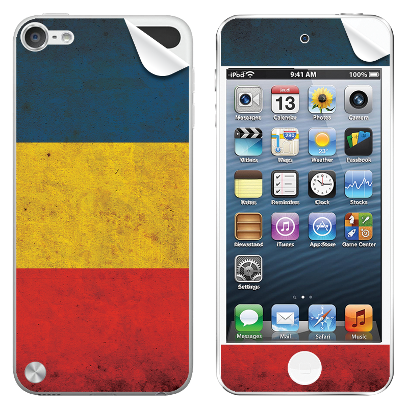 Romania - Apple iPod Touch 5th Gen Skin