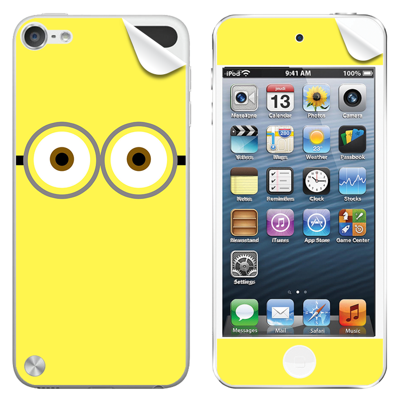 Minion Eyes - Apple iPod Touch 5th Gen Skin