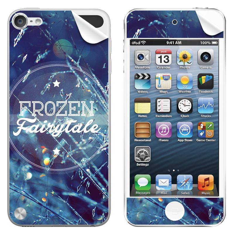 Frozen Fairytale - Apple iPod Touch 5th Gen Skin
