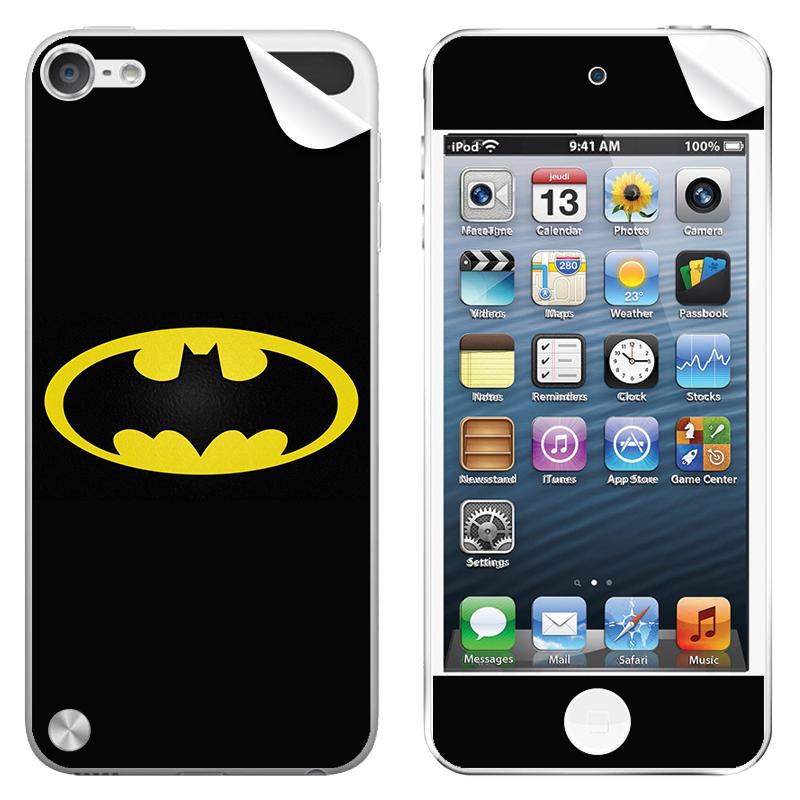 Batman Logo - Apple iPod Touch 5th Gen Skin