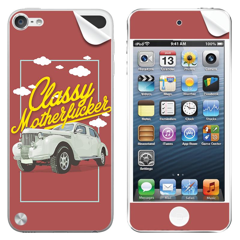 Classy Motherfucker - Apple iPod Touch 5th Gen Skin