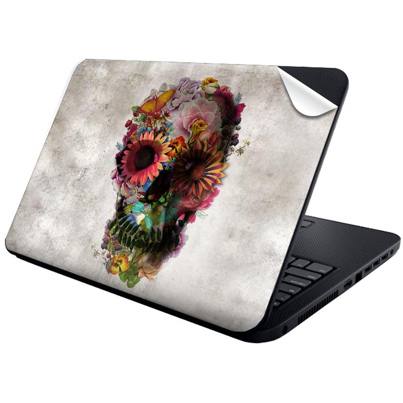 Spring skull - Laptop Generic Skin