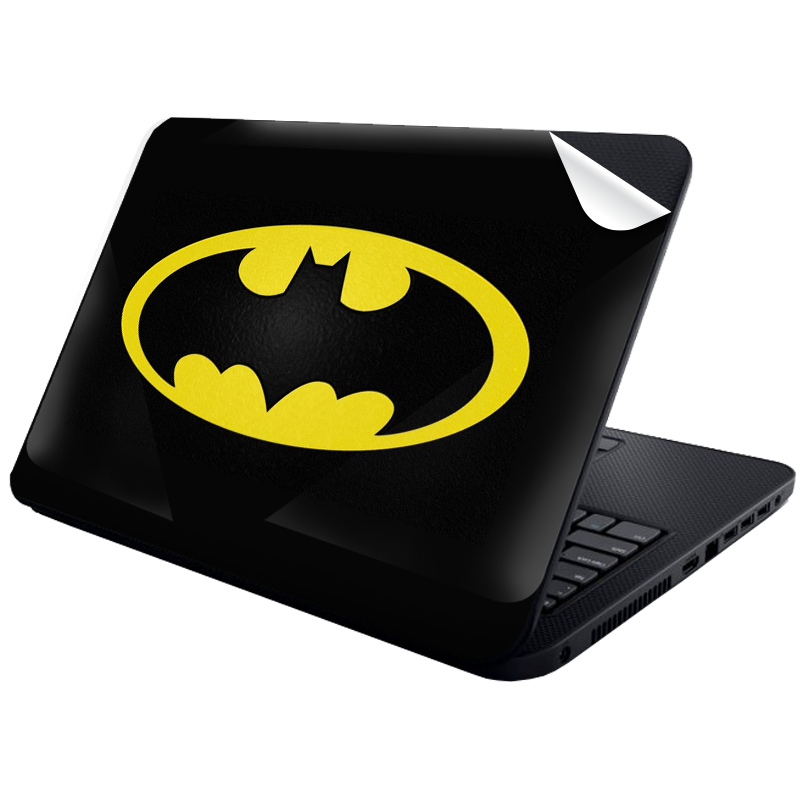 Batman Logo - Laptop Generic Skin