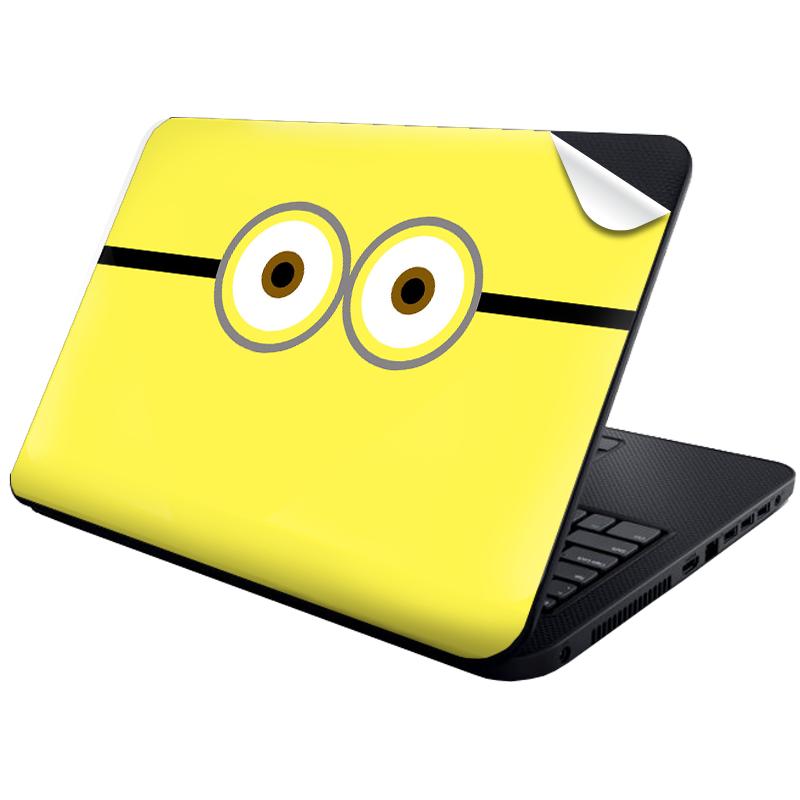 Minion Eyes - Laptop Generic Skin