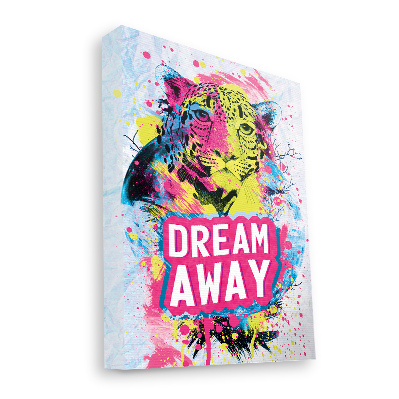 Dream Away - Canvas Art 35x30