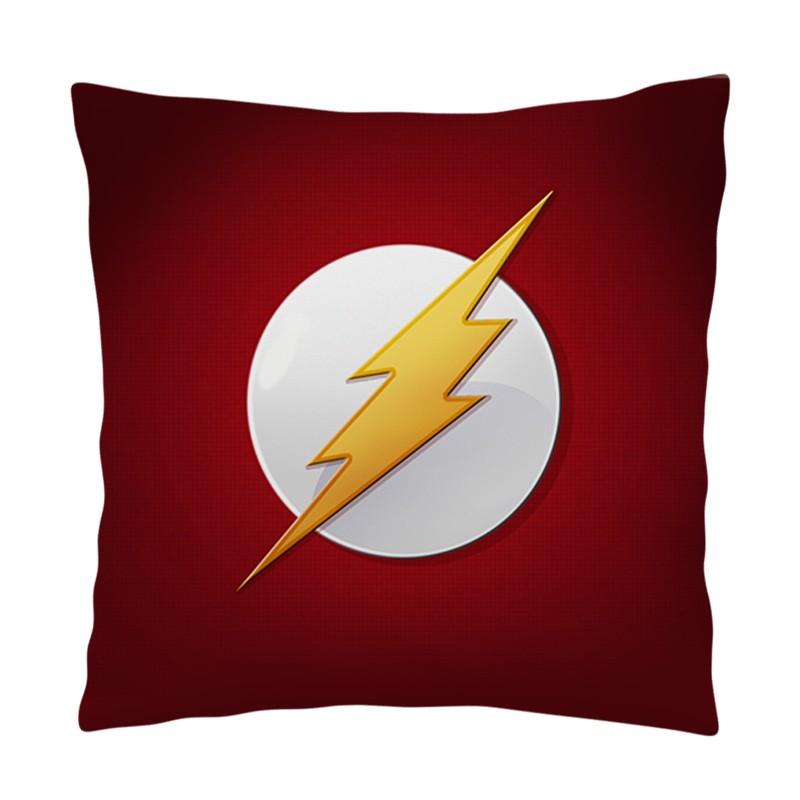 Perna decorativa - Flash Logo