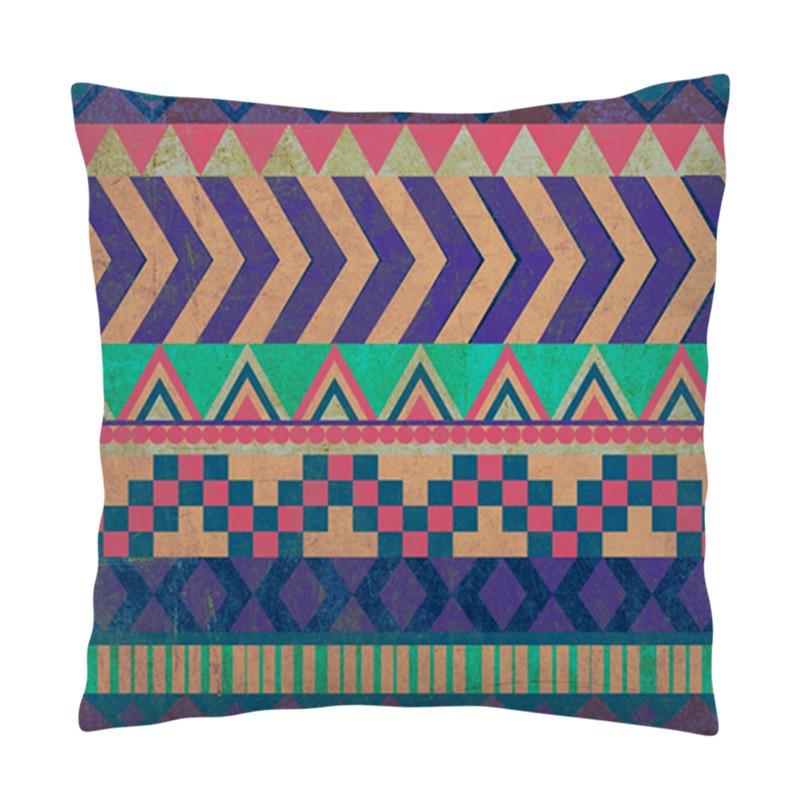Perna decorativa - Tribal Pastel